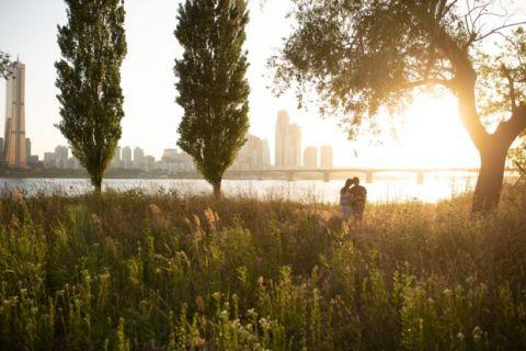 Vancouver Island Engagement Photographer