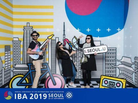 Seoul Event Photo Zone