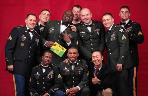 Army Photo Booth
