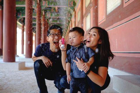 Seoul Family Photos