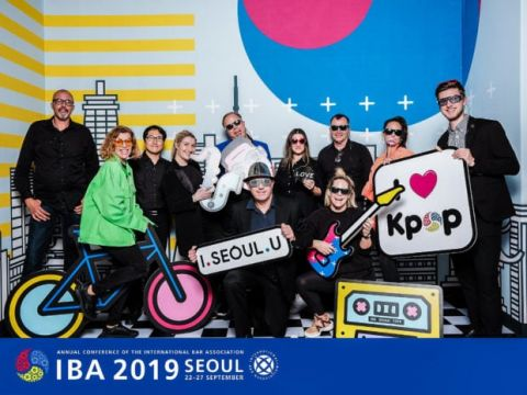 Seoul Event Photo Booth