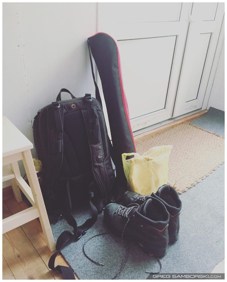 Ready to go