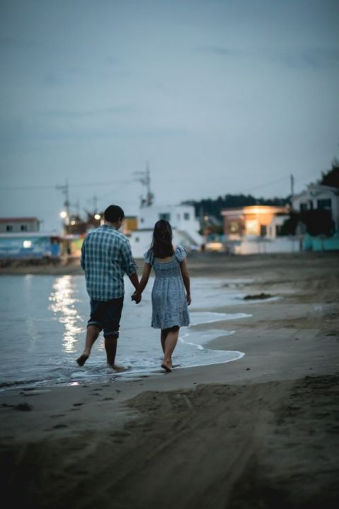 Island Engagement Photographer