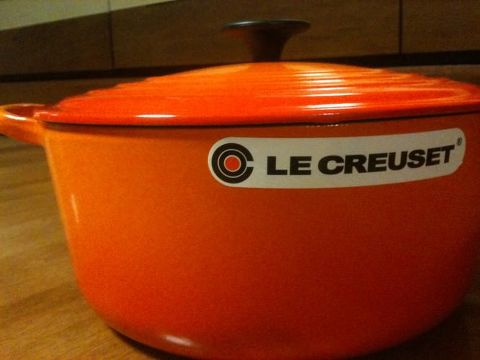 Les Journals des Le Creuset - Normandy Pork Casserole with Apple Brandy