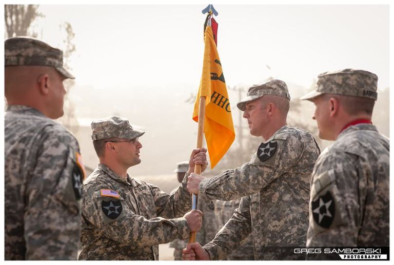 First Tank Change of Command | Event Photography