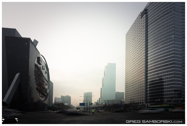 Seoul Architectural Photographer COEX Gangnam