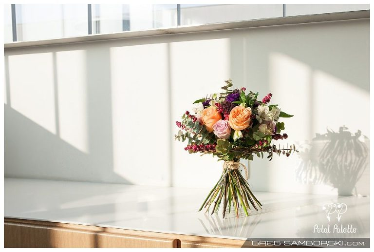 Seoul Florist - Hand Tied Bouquet Lessons