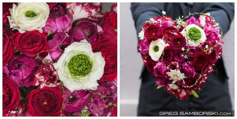 Valentines Flower Arrangments Seoul Florist