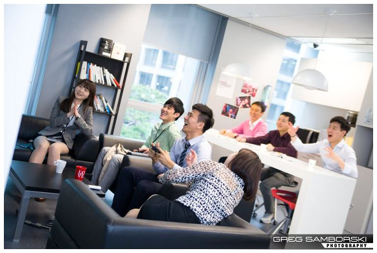 Seoul Commercial Photographer Office Photography