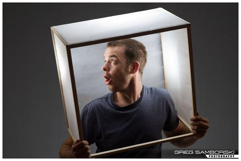 249|365 WOW - A Light Box! - Light Box