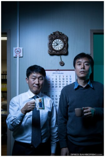 Seoul Korea Editorial Photographer COWI