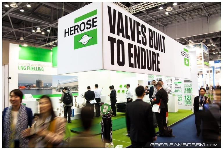 Korea Conference Exhibition Photographer KINTEX Gastech