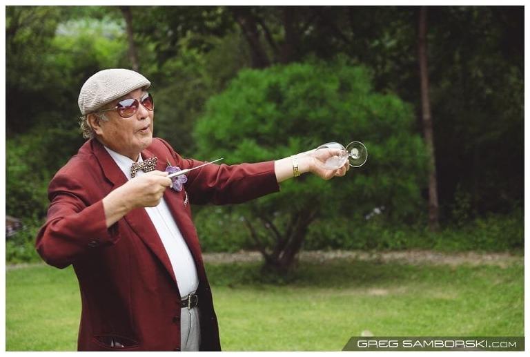 Korea Outdoor Wedding Pension