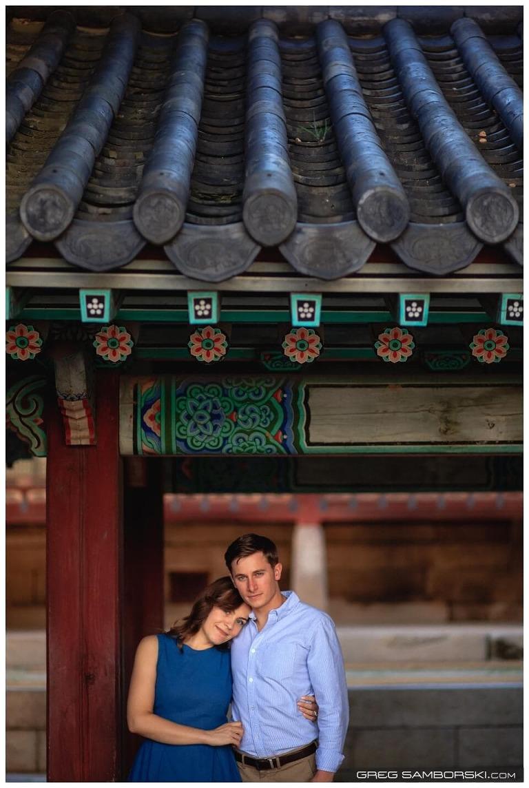 Seoul Engagement Photographer Korea