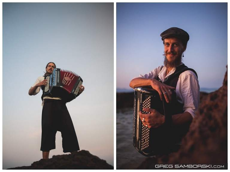 09-Accordion-Player-Portrait-Ocean-Sunset