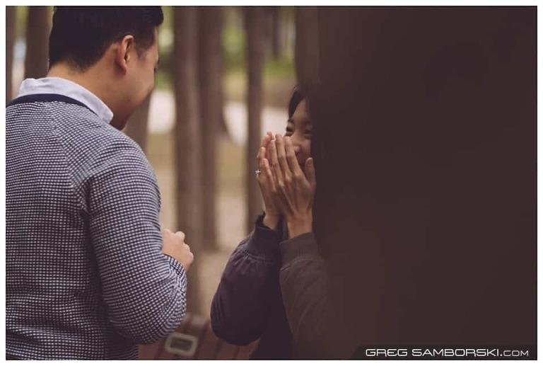 Proposal Photographer in Seoul Korea