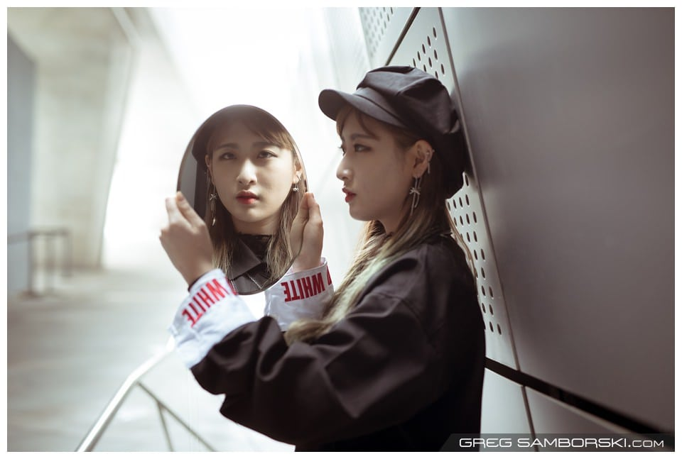 The Mirror Project Seoul Fashion Week Ddp Korea
