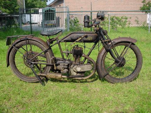 1915 AJS 300cc
