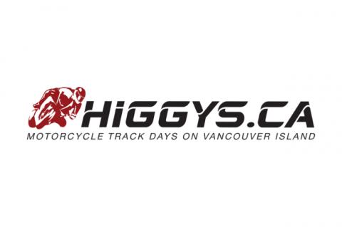 HIGGYS Motorcyle Track Days Victoria BC
